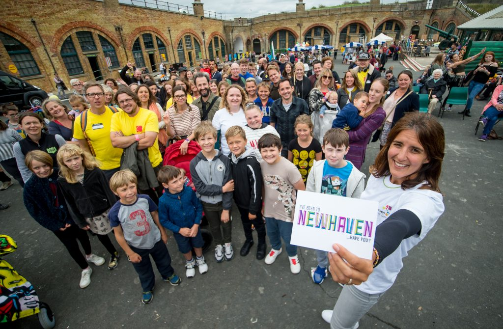 Community Fund Launched for Newhaven